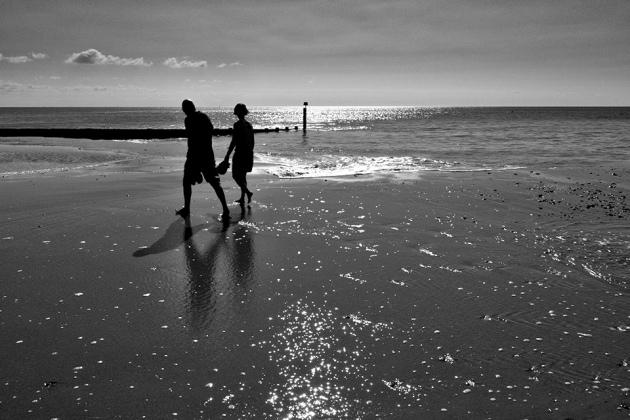 ©Neil Turner, September 2014. Bournemouth.