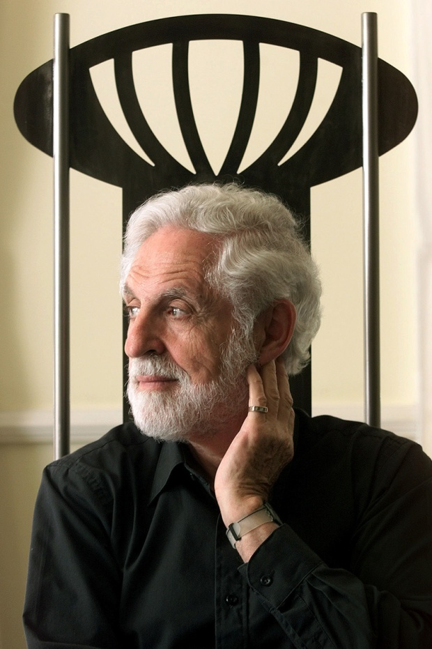 ©Neil Turner/TSL. Carl Djerassi, June 1999, London.