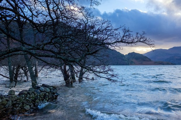 © Neil Turner, December 2015. Ullswater, Cumbria.