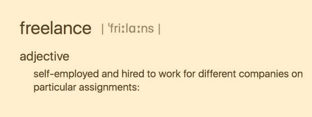 freelance_definition